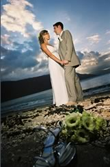 Wedding Double Island Australia